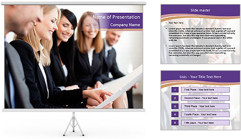 0000087312 PowerPoint Template