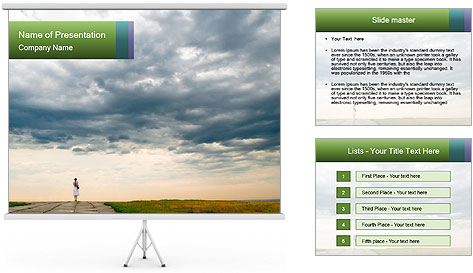 0000087314 PowerPoint Template