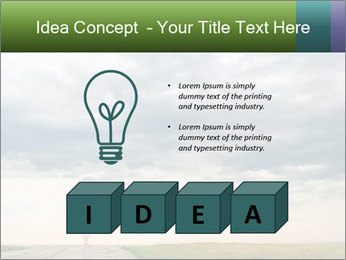 Cloudy sky PowerPoint Template - Slide 80