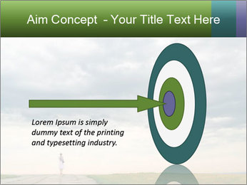 Cloudy sky PowerPoint Template - Slide 83