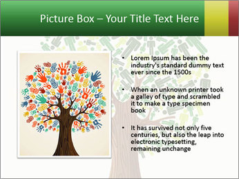 Eco tree PowerPoint Template - Slide 13
