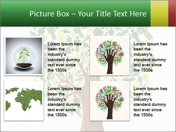Eco tree PowerPoint Template - Slide 14
