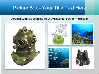 Ice PowerPoint Template - Slide 19