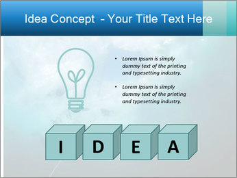 Ice PowerPoint Template - Slide 80