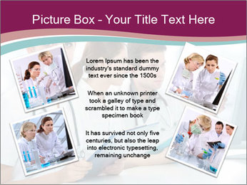Group of medical students PowerPoint Template - Slide 24