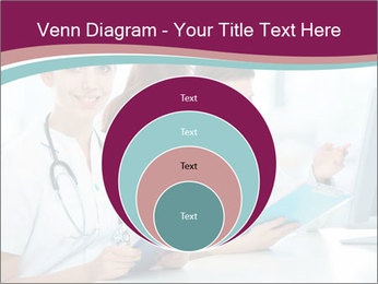 Group of medical students PowerPoint Template - Slide 34