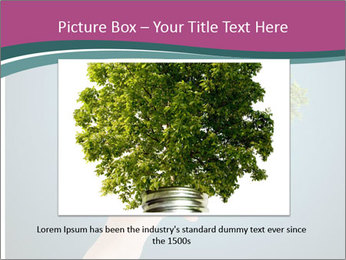 Hand hold eco green PowerPoint Templates - Slide 15