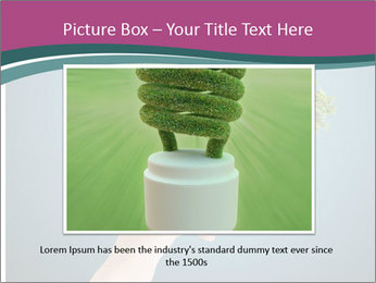 Hand hold eco green PowerPoint Templates - Slide 16