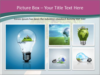 Hand hold eco green PowerPoint Templates - Slide 19