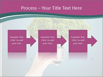 Hand hold eco green PowerPoint Templates - Slide 88
