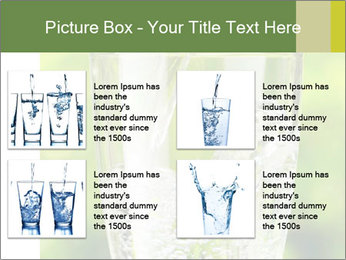 Glass of water PowerPoint Templates - Slide 14