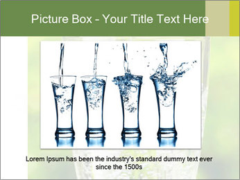 Glass of water PowerPoint Templates - Slide 16