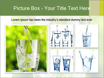 Glass of water PowerPoint Templates - Slide 19