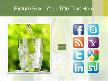 Glass of water PowerPoint Templates - Slide 21