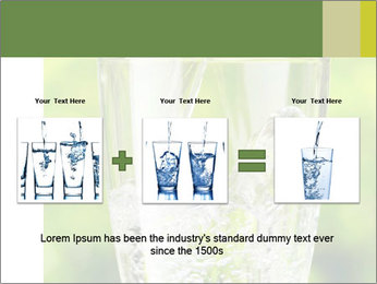 Glass of water PowerPoint Templates - Slide 22