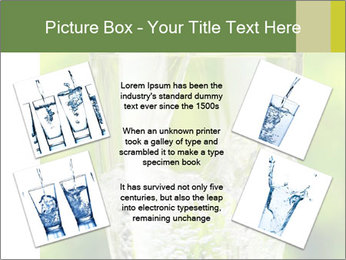 Glass of water PowerPoint Templates - Slide 24