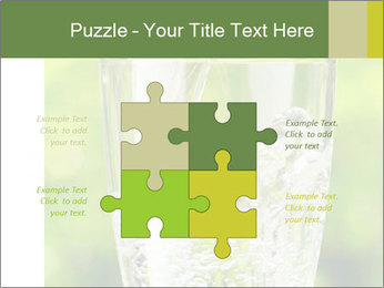Glass of water PowerPoint Templates - Slide 43