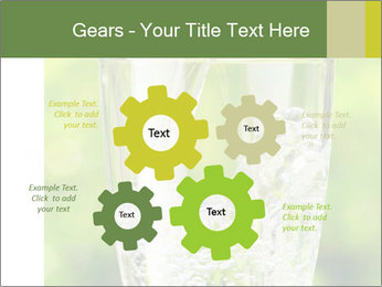 Glass of water PowerPoint Templates - Slide 47