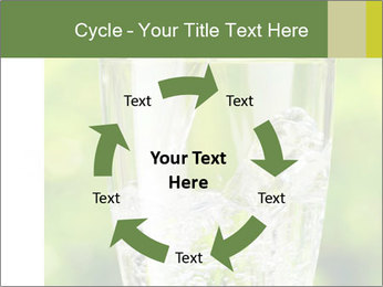 Glass of water PowerPoint Templates - Slide 62