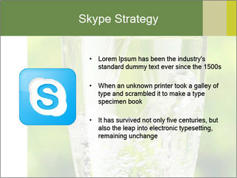 Glass of water PowerPoint Templates - Slide 8
