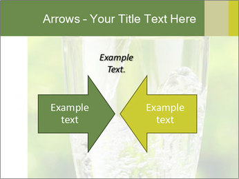 Glass of water PowerPoint Templates - Slide 90