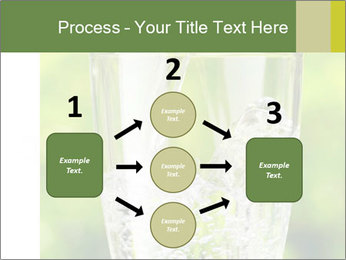 Glass of water PowerPoint Templates - Slide 92