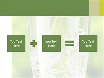 Glass of water PowerPoint Templates - Slide 95