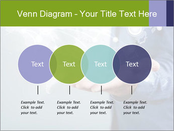 Hand pressing PowerPoint Templates - Slide 32