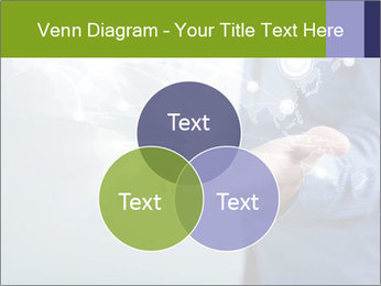 Hand pressing PowerPoint Templates - Slide 33