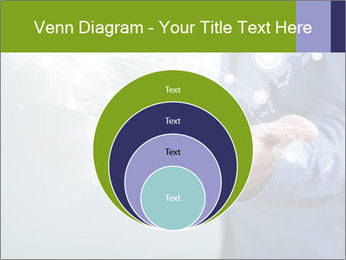 Hand pressing PowerPoint Templates - Slide 34