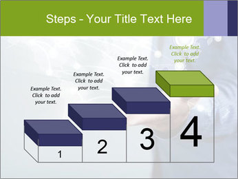 Hand pressing PowerPoint Templates - Slide 64