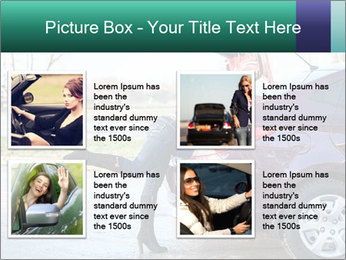 Car trunk PowerPoint Templates - Slide 14