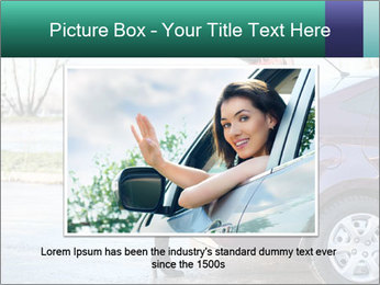 Car trunk PowerPoint Templates - Slide 15