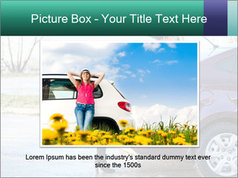 Car trunk PowerPoint Templates - Slide 16