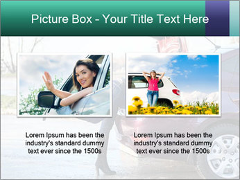 Car trunk PowerPoint Templates - Slide 18