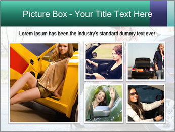 Car trunk PowerPoint Templates - Slide 19