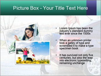 Car trunk PowerPoint Templates - Slide 20