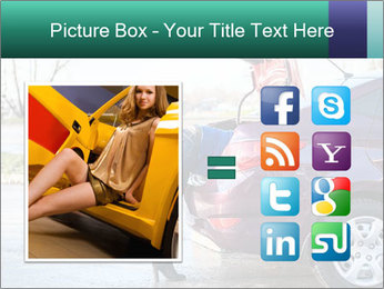 Car trunk PowerPoint Templates - Slide 21