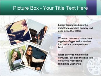 Car trunk PowerPoint Templates - Slide 23