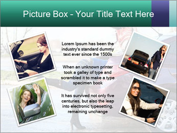 Car trunk PowerPoint Templates - Slide 24