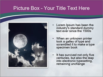Night sky PowerPoint Templates - Slide 13