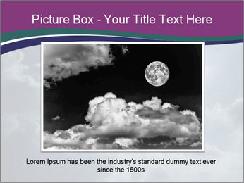 Night sky PowerPoint Templates - Slide 15
