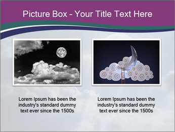 Night sky PowerPoint Templates - Slide 18