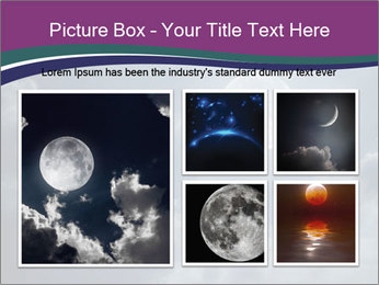Night sky PowerPoint Templates - Slide 19