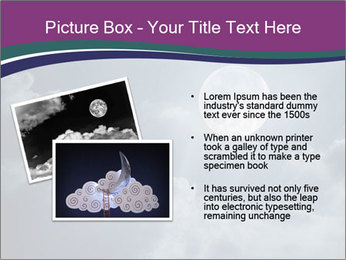Night sky PowerPoint Templates - Slide 20