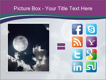 Night sky PowerPoint Templates - Slide 21