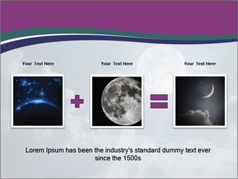 Night sky PowerPoint Templates - Slide 22