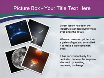 Night sky PowerPoint Templates - Slide 23