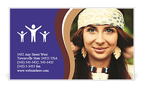 0000087330 Business Card Template