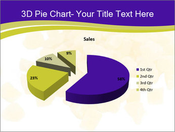 Dried pineapple PowerPoint Template - Slide 35